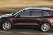 2017 Porsche Cayenne Review: Sporty and Indulgent