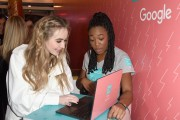 Google's Made with Code at iHeart Media's 2016 Jingle Ball Pre-Show Village
