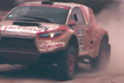 Acciona's 100% EcoPowered Is The First And Only Electric Vehicle to Finish At Dakar Rally.