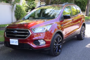 The 2017 Ford Escape Featured on the Motormouth Canada YouTube Channel