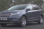 2017 Ford Edge Review: The Goldilocks of Mid-size Crossovers and SUVs