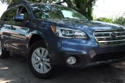 2017 Subaru Outback Review: Rugged but Refined