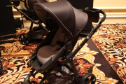 4moms attaches energy generators to its Moxi stroller