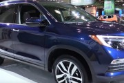 Honda Pilot 2017: Comfortable and Versatile