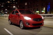 A Few Surprises With the 2017 Mitsubishi Mirage G4