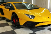 2016 Lamborghini Aventador LP750 4 SV review