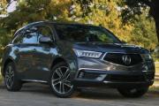 The 2017 Acura MDX SH-AWD Luxury SUV