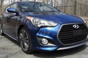 Hyundai Veloster 2016 Review: An Affordable Stand Out Hatchback