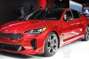 Kia Stinger 2018: Detroit Auto Show Superstar! Affordable BMW 4-Series Rival?