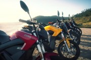 2017 Zero Motorcycles - Action Highlights