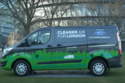 FORD + LONDON JOIN FORCES - NEW PLUGIN HYBRID VANS - 2018 CCTV HD
