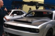Dodge Challenger SRT Demon 2018: Did Vin Diesel Just Leak Its Unreleased Photo?