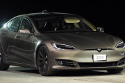 Tesla S P100D Electric Sedan Takes Only 2.389 Seconds From Zero To 60 MPH