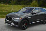 Road Test: 2017 Jaguar F-PACE - Crossover Utility Cat