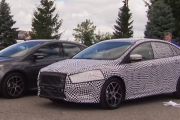 Car Camouflage Hides New Models in Plain Sight