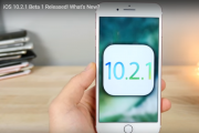 Apple iOS 10.2.1 Available, Minor Update Fixed Bugs