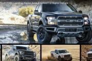 Ford Starts Raptor Assault School For Raptor Owners