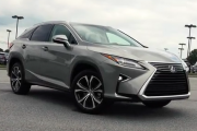 2017 Lexus RX 350 - Detailed look in 4K