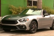 2017 Fiat 124 Spider is Back! Is it just a MX-5 Miata? Test Drive Review