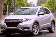 2016 Honda HR-V - Review and Road Test
