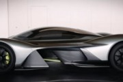 Aston Martin AM-RB 001 Uncovered | Aston and Red Bull's hypercar revealed |