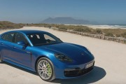 2018 Porsche Panamera 4 E-Hybrid Review - The Best of All Worlds
