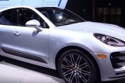 2017 Porsche Macan Turbo Performance Package - Exterior and Interior Walkaround - 2016 LA Auto Show