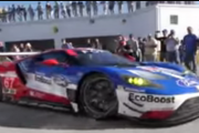 2017 Ford GT Roar Before the 24 at Daytona