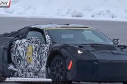 BEST LOOK YET At The Mid-Engine 'Vette | Autoblog Minute