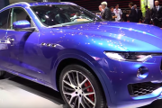 2017 Maserati Levante SQ4 - Exterior and Interior Walkaround - 2016 Paris Motor Show