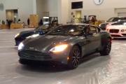 Cars arrive at Michigan International Auto Show