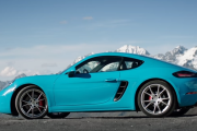The new 718 models in detail – Chassis
