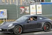 2019 Porsche 911- Spy Shots