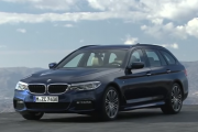 The 2018 BMW 5 Series Touring