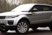 Range Rover Evoque Review: The Practical but Pricey Head Turner