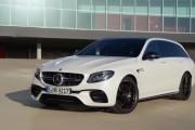 New Mercedes AMG E63 S Wagon