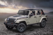 2017 Jeep Wrangler Rubicon Recon Edition