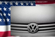 Volkswagen Group Being Sued By Its First Major German Customer: Issue – Diesel Scandal