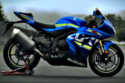 2017 new Suzuki GSX-R1000 / GSX-R1000R promo video