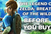 The Legend of Zelda: Breath of the Wild - 15 Things You NEED To Know BEFORE YOU BUY