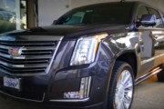 2017 Cadillac Escalade Review: A Unique and Powerful Luxury SUV