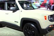 2017 Jeep Renegade Desert Hawk - Exterior and Interior Walkaround - 2016 LA Auto Show