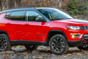 2017 Jeep Compass Review: First Impressions