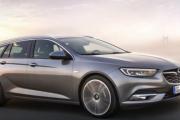 Opel Insignia Soprts Tourer 2017