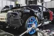 Bugatti Chiron Production at Molsheim Factory