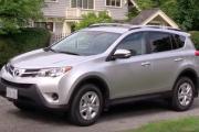 2017 Toyota RAV4 Family Road Trip Review #1