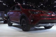 2018 Toyota RAV4 Adventure Revealed at Chicago Auto Show