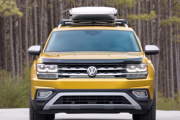 Volkswagen Atlas Weekend Edition Concept