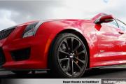 Review: 2017 Cadillac ATS-V (Manual)
