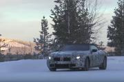2018 BMW 8 Series Spy Video